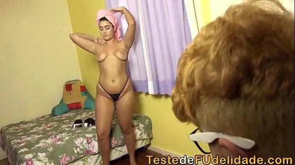 Sexo video com a mulher do tio